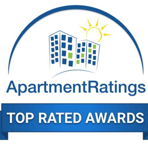 Adams Crossing Claims Top Rated Status from ApartmentRatings