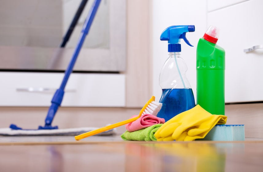 5 Simple Ways to Keep Your Apartment Cleaner
