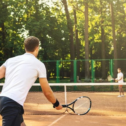 Active Living at Adam's Crossing: Game, Set, Match!