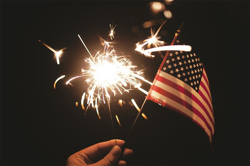 Celebrate the Fourth of July in Waldorf