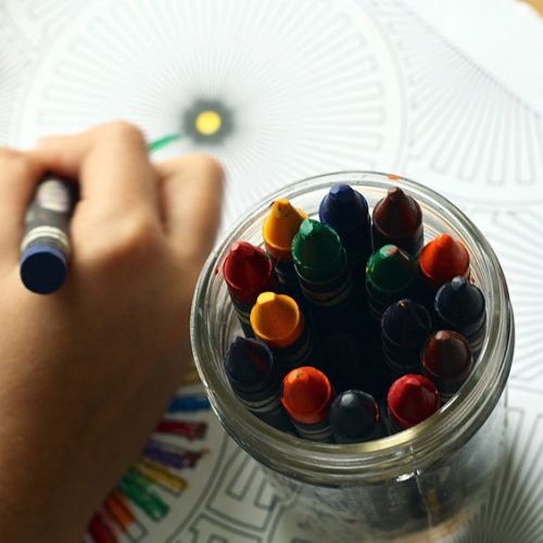 Bring Back Your Favorite Childhood Past Time on National Coloring Day
